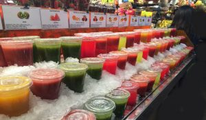 fruit smoothies becoming popular